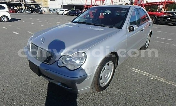 Buy Imported Mercedes–Benz C–Class Silver Car in Lusaka in Zambia