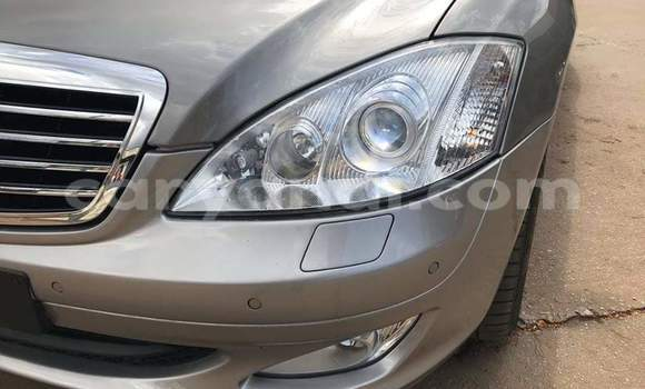 Buy Import Mercedes-Benz S-klasse Beige Car in Lusaka in Zambia