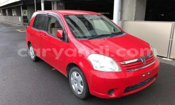 Buy Import Toyota Raum Red Car in Lusaka in Zambia
