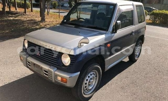 Buy Import Mitsubishi Pajero Mini Silver Car in Lusaka in Zambia