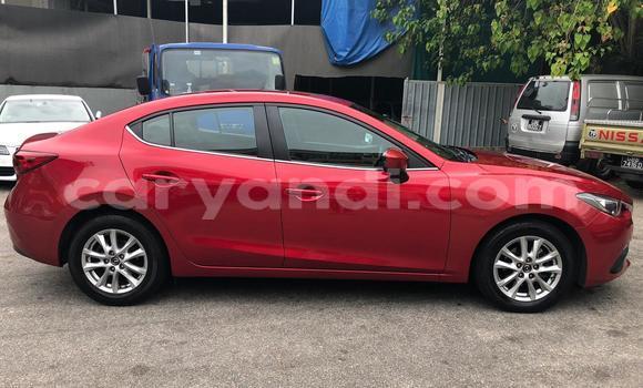 Buy Used Mazda 3 Red Car in Lusaka in Zambia