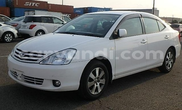 Buy Import Toyota Allion White Car in Lusaka in Zambia