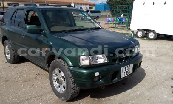 Buy Used Isuzu Wizard Green Car in Lusaka in Zambia