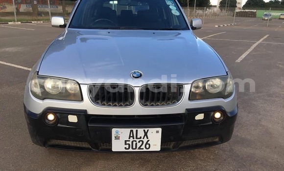Buy Used BMW X3 White Car in Lusaka in Zambia