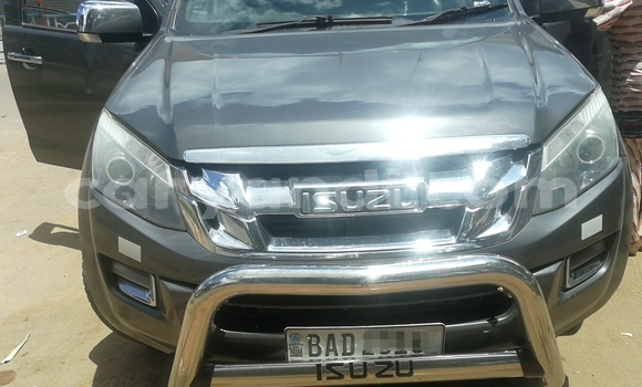 Buy Used Isuzu KB Beige Car in Lusaka in Zambia