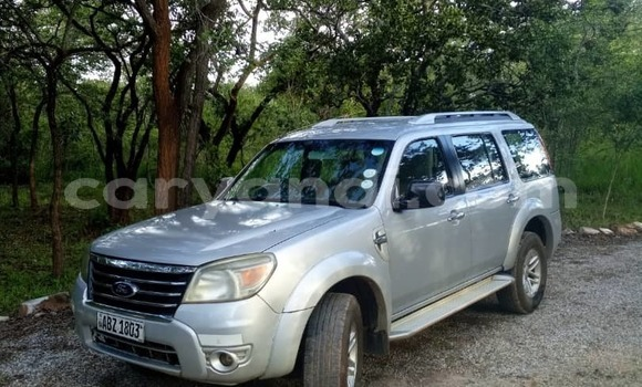 Buy Used Ford Everest Other Car in Lusaka in Zambia