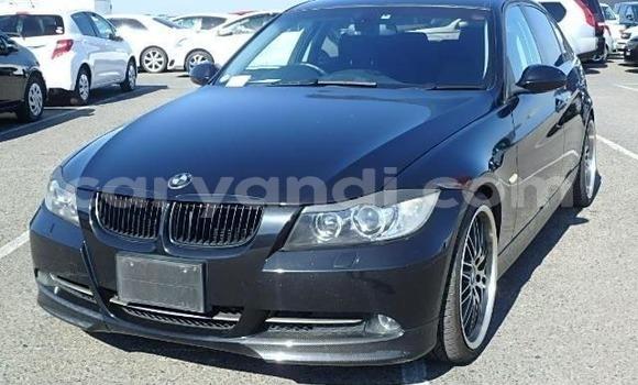 Buy Import BMW 3–Series Black Car in Lusaka in Zambia