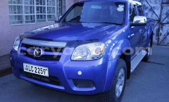 Buy Used Mazda B–series Blue Car in Chipata in Zambia