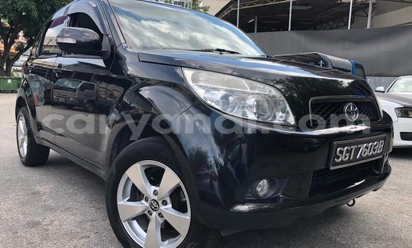 Buy Used Toyota Rush Black Car in Lusaka in Zambia
