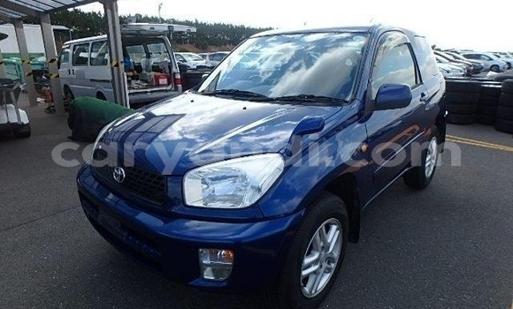 Buy Import Toyota RAV4 Blue Car in Lusaka in Zambia