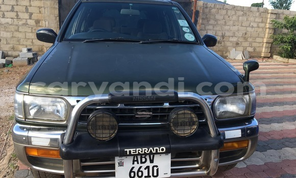 Buy Used Nissan Terrano Other Car in Lusaka in Zambia