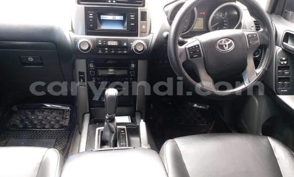Buy Used Toyota Prado Other Car in Lusaka in Zambia