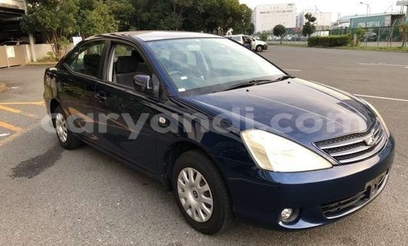 Buy Import Toyota Allion Blue Car in Lusaka in Zambia