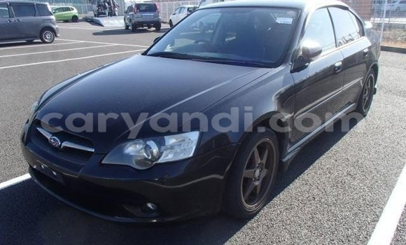Buy Import Subaru Legacy Black Car in Lusaka in Zambia