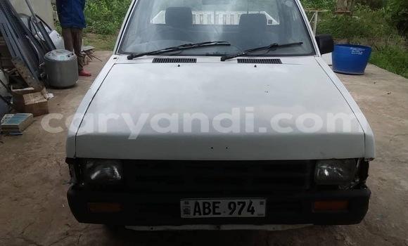 Buy Used Nissan Datsun White Car in Lusaka in Zambia