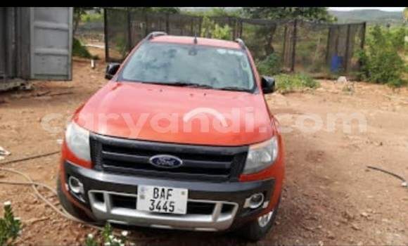 Buy Used Ford Ranger Brown Car in Lusaka in Zambia