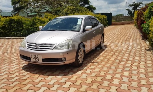 Buy Used Toyota Allion Beige Car in Lusaka in Zambia