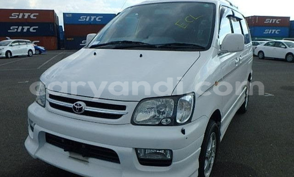 Buy Import Toyota Noah White Car in Lusaka in Zambia