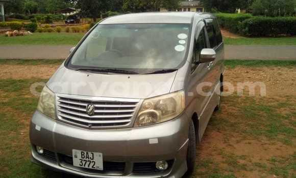 Buy Used Toyota Alphard Other Car in Lusaka in Zambia