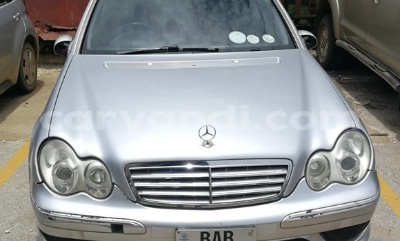 Buy Used Mercedes-Benz C-klasse AMG Silver Car in Lusaka in Zambia