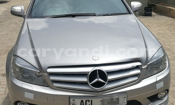 Buy Used Mercedes‒Benz C–Class Beige Car in Lusaka in Zambia