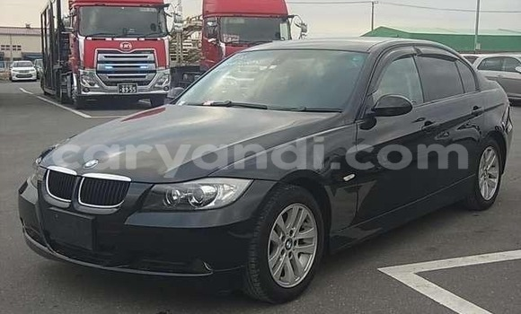 Buy Import BMW 3–Series Black Car in Lusaka in Zambia