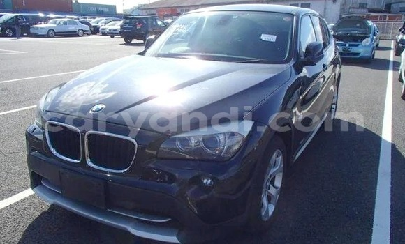 Buy Import BMW X1 Black Car in Lusaka in Zambia