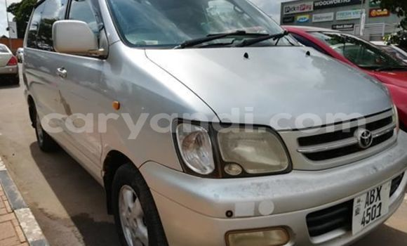 Buy Used Toyota Noah Silver Car in Lusaka in Zambia