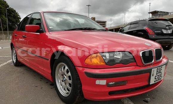 Buy Used BMW 3–Series Red Car in Lusaka in Zambia