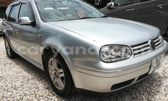 Buy Used Volkswagen Golf Silver Car in Lusaka in Zambia