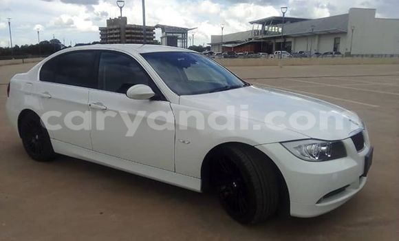 Buy Used BMW 5–Series White Car in Lusaka in Zambia