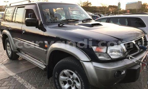 Nunua Ilio tumika Nissan Patrol Nyingine Gari ndani ya Lusaka nchini Zambia