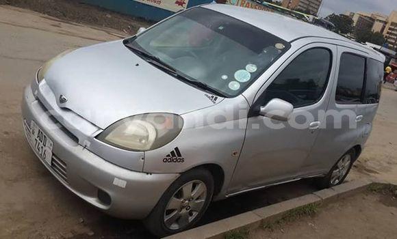 Buy Used Toyota FunCargo Silver Car in Lusaka in Zambia