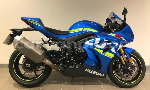 Acheter Neuf Moto Suzuki GSX-R Bleu à Isoka, Nord