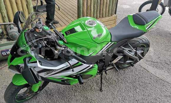 Buy Used Kawasaki H Green Bike in Chilanga in Lusaka
