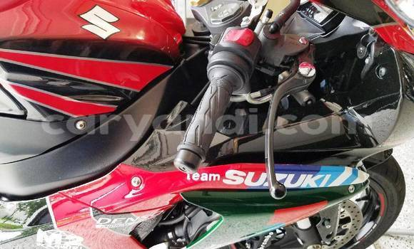 Buy Used Suzuki GSX-R Red Bike in Chilanga in Lusaka