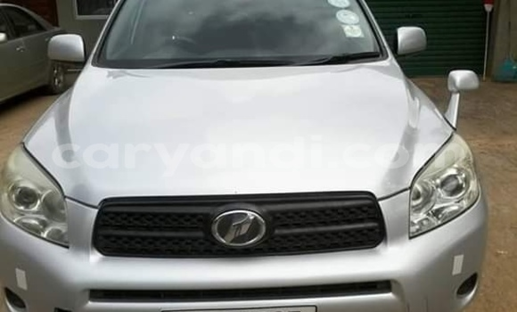 Buy Used Toyota RAV4 Silver Car in Lusaka in Zambia