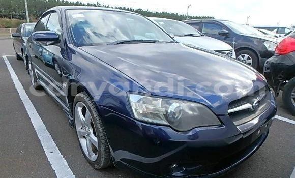 Acheter Occasion Voiture Subaru Legacy Bleu à Lusaka, Zambie