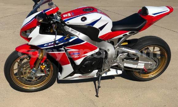 Buy New Honda CBR 1000 RR White Bike in Chilanga in Lusaka