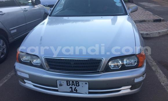 Buy Used Toyota Chaser Silver Car in Lusaka in Zambia