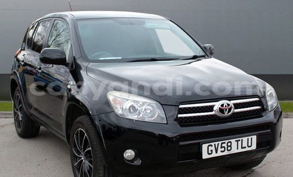 Buy Used Toyota RAV4 Black Car in Isoka in Northern