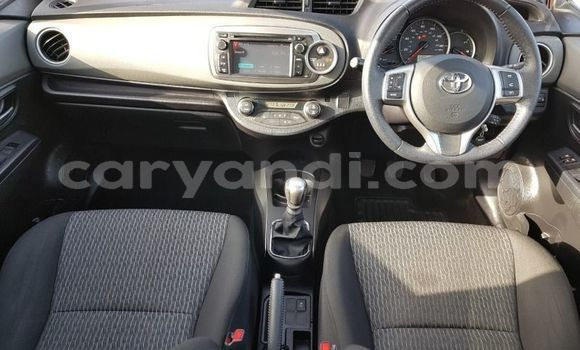 Buy Used Toyota Yaris Black Car in Isoka in Northern