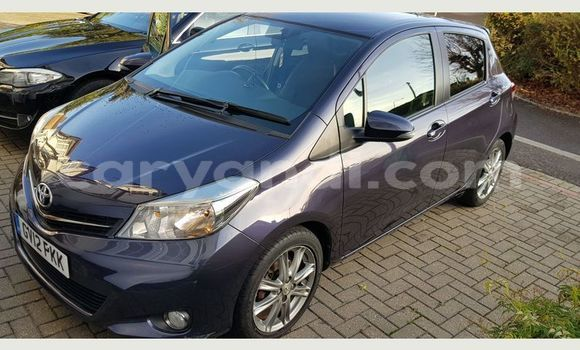 Buy Used Toyota Yaris Blue Car in Isoka in Northern
