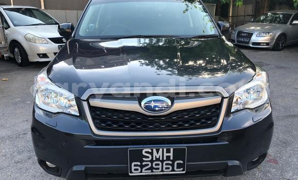 Buy Used Subaru Forester Other Car in Lusaka in Zambia