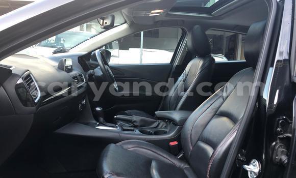 Buy Used Mazda 3 Black Car in Lusaka in Zambia