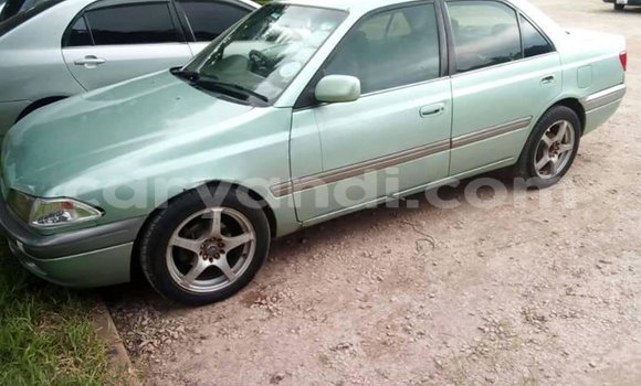 Buy Used Toyota Carina E Green Car in Lusaka in Zambia