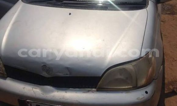 Buy Used Toyota Platz Silver Car in Lusaka in Zambia