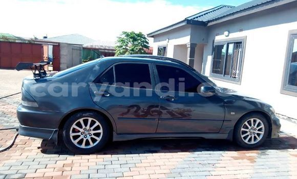 Buy Used Toyota Altezza Other Car in Lusaka in Zambia