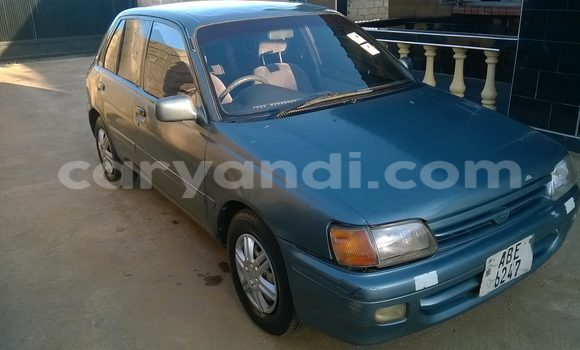 Buy Used Toyota Starlet Car in Chipata in Zambia