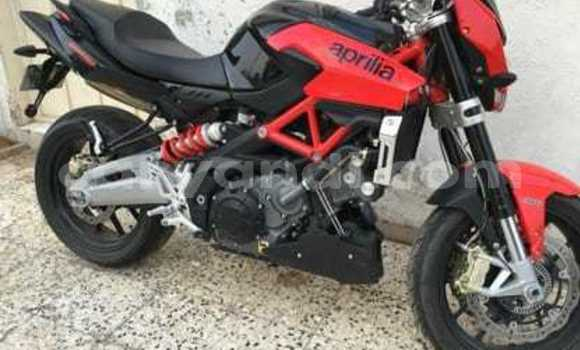 Buy Used Aprilia Shiver Red Bike in Lusaka in Zambia